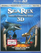 Sea Rex: Journey To A Prehistoric World 3D (Blu-ray 3D + Blu-ray) Blu-ray