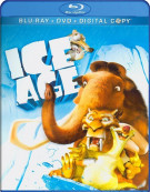 Ice Age (Blu-ray + DVD + Digital Copy) Blu-ray