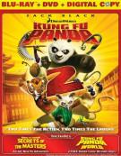 Kung Fu Panda 2 (Blu-ray + DVD + Digital Copy) Blu-ray