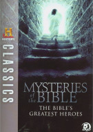 History Classics: Mysteries Of The Bible - The Bibles Greatest Heroes Movie