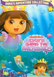 Dora The Explorer: Dora Saves The Mermaids Movie