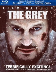 Grey, The (Blu-ray + DVD + Digital Copy + UltraViolet) Blu-ray