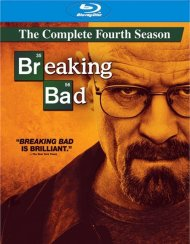 Breaking Bad: The Complete Fourth Season Blu-ray