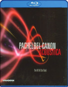 Pachelbel Canon Acoustica Blu-ray