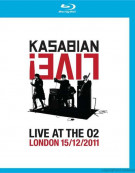 Kasabian: Live! - Live At The O2 Blu-ray