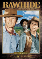 Rawhide: The Fifth Season - Volume Two Movie