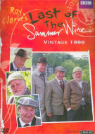 Last Of The Summer Wine: Vintage 1998 Movie