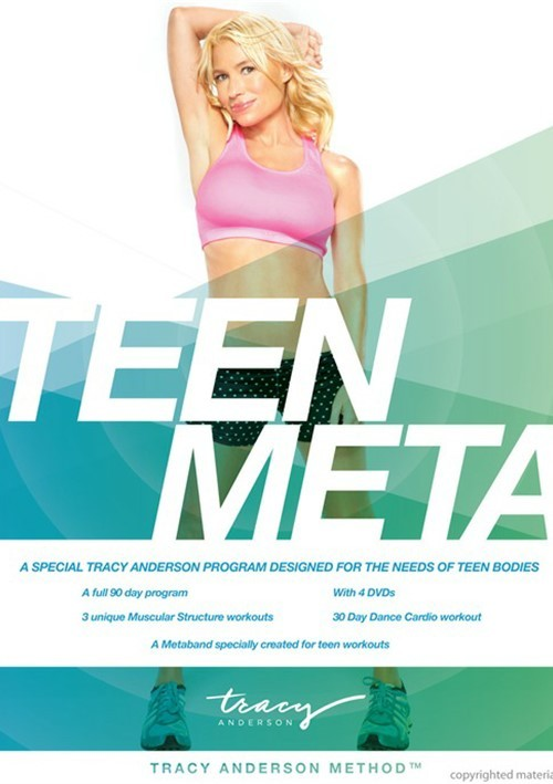 Tracy Anderson: Teen Meta Movie
