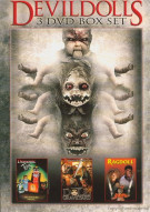 Devil Dolls: 3 Movie Box Set Movie