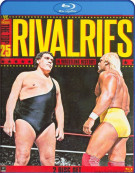 WWE: Top 25 Rivalries Blu-ray