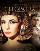 Cleopatra: 50th Anniversary Edition Blu-ray