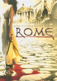 Rome: The Complete Second Season (Repackage) Movie