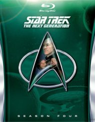 Star Trek: The Next Generation - Season 4 Blu-ray