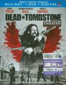 Dead In Tombstone (Blu-ray + DVD + Digital Copy + UltraViolet) Blu-ray