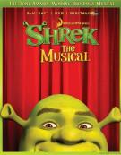 Shrek The Musical (Blu-ray + DVD + UltraViolet) Blu-ray