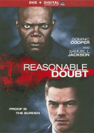 Reasonable Doubt (DVD + UltraViolet) Movie