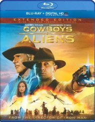 Cowboys & Aliens (Repackage) Blu-ray
