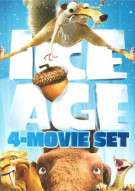 Ice Age: 4 Movie Set Movie