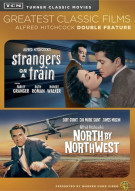 TCM Greatest Classic Films: North By Northwest / Strangers On A Train (Double Feature) Movie