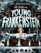 Young Frankenstein - 40th Anniversary Blu-ray