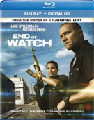 End Of Watch (Blu-ray + UltraViolet) Blu-ray