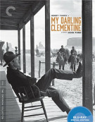 My Darling Clementine: The Criterion Collection Blu-ray