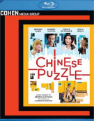 Chinese Puzzle Blu-ray