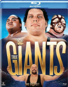 WWE Presents True Giants Blu-ray