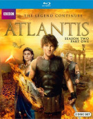 Atlantis: Season Two - Part 1 Blu-ray