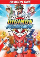 Digimon Fusion: Season One Movie