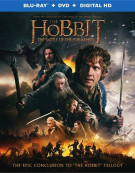 Hobbit, The : The Battle Of The Five Armies (Blu-ray + DVD + UltraViolet) Blu-ray