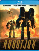 Robot Jox Blu-ray