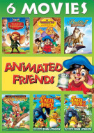 Animated Friends 6-Movie Collection Movie
