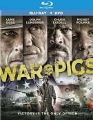 War Pigs (Blu-ray + DVD Combo) Blu-ray