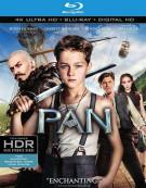 Pan (4K Ultra HD + Blu-ray + UltraViolet) Blu-ray