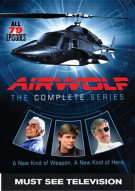 Airwolf: The Complete Series Movie