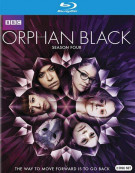 Orphan Black: Season Four Blu-ray