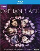 Orphan Black: Season Four Blu-ray