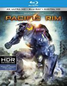 Pacific Rim (4K Ultra HD + Blu-ray + UltraViolet) Blu-ray