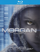 Morgan (Blu-ray + DVD + UltraViolet) Blu-ray