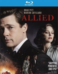 Allied (Blu-ray + Digital HD) Blu-ray