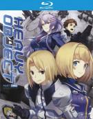 Heavy Object: Season One, Part Two (Blu-ray + DVD Combo) Blu-ray