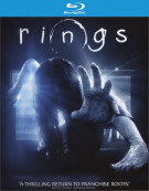 Rings (Blu-ray + DVD + UltraViolet) Blu-ray
