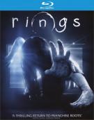 Rings (Blu-ray + Digital HD) Blu-ray