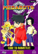 Medabots #3: Time To Robattle! Movie