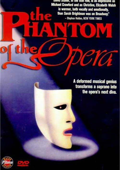 Phantom Of The Opera, The Movie
