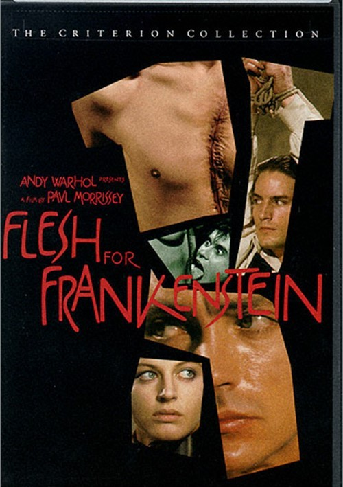 Flesh For Frankenstein: The Criterion Collection Movie