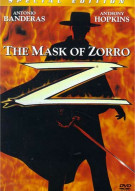 Mask Of Zorro, The Movie