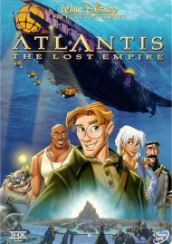Atlantis: The Lost Empire Movie