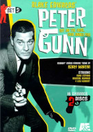 Peter Gunn: Set 2 Movie